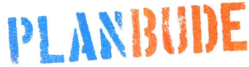 Logo der Plan Bude, den Begründern des St. Pauli Codes