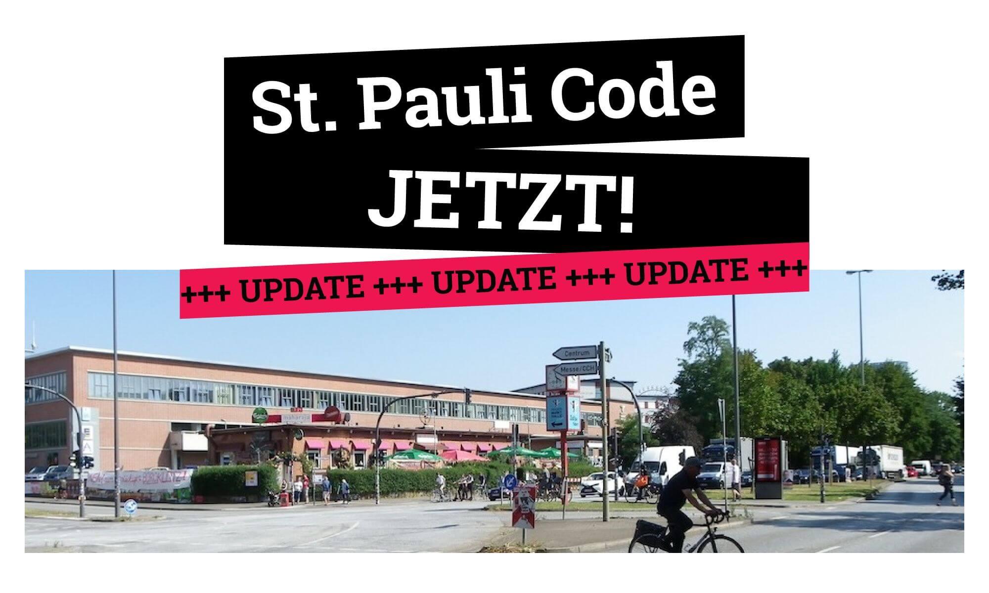 St. Pauli Code JETZT!